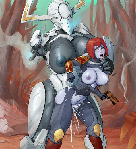 Sarah Deep Vex Drilling Destiny By Razyda777 Hentai