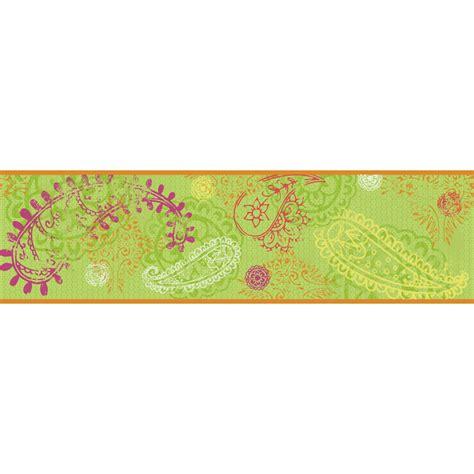 Shop York Wallcoverings 675in Lime Prepasted Wallpaper