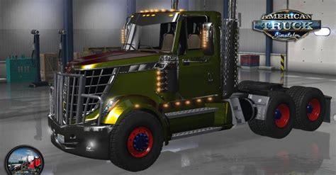 international lonestar   truck euro truck