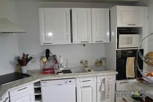 Customisation de la cuisine pour la rajeunir un peu Maison et Domotique