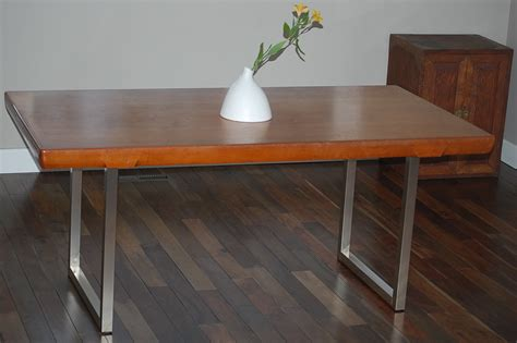 ikea desk legs canada a sad and tired table gets a second wind thanks to
