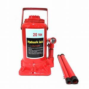 20t Ton Hydraulic Bottle Jack Axle Jack Automotive Hoist