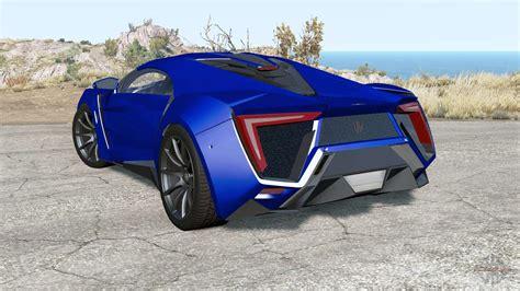 Lykan HyperSport 2014 for BeamNG Drive