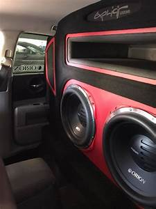 Dodge Charger Huge Bass Car Stereo Installation With Orion