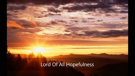 What Is Lor by Lord Of All Hopefulness