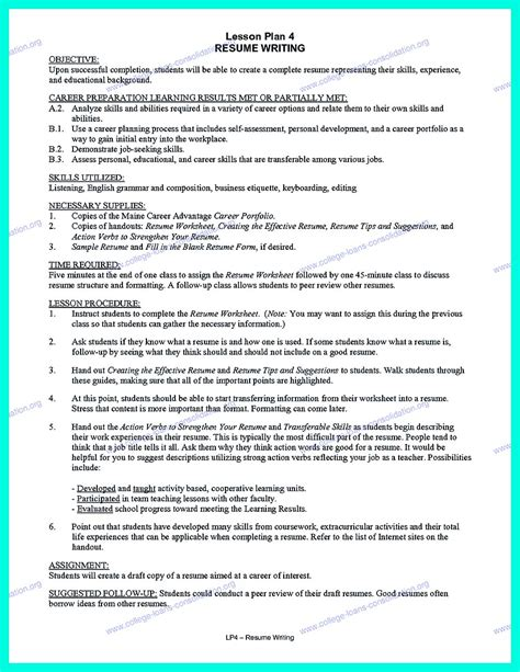 sample resume for college making simple college golf resume with basic but effective