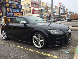 Audi TT 2008 S TFSI Quattro 2 0 in Selangor Automatic Coupe Black for RM 115,000  3538328