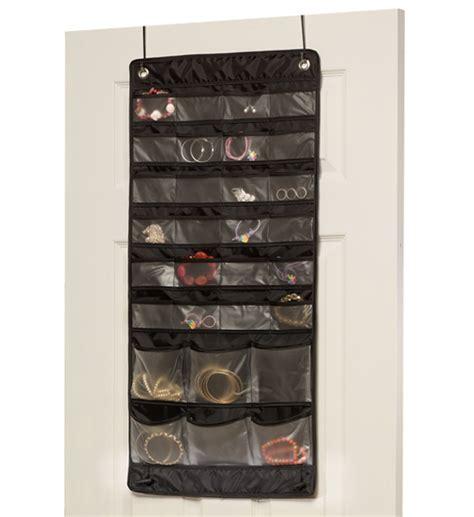 the door jewelry organizer the door mix and match jewelry organizer in hanging