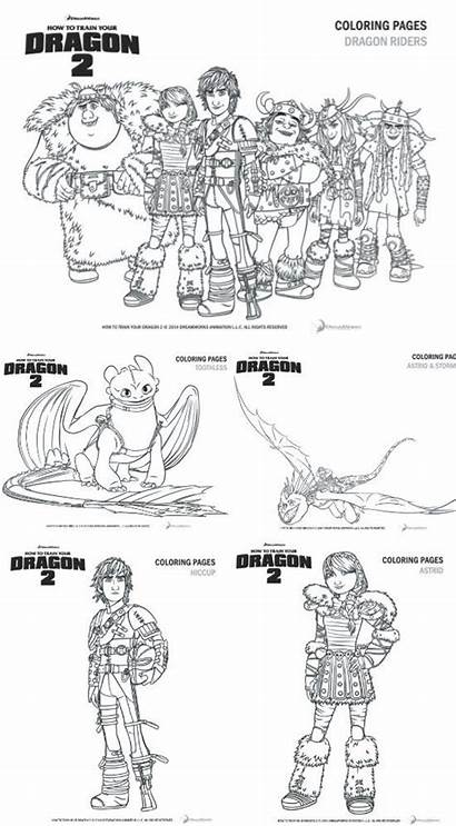 Dragon Train Coloring Pages Printable Activity Dragons
