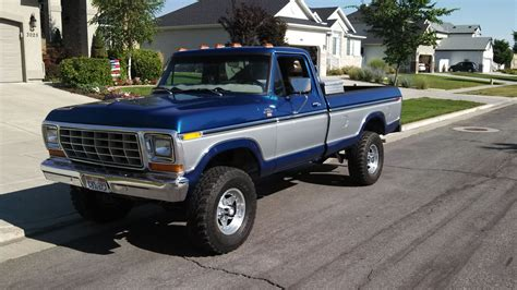 Two Tone Trucks by 1979 Two Tone Paint Ford Truck Enthusiasts Forums