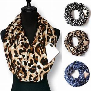 2018 New Winter Scarf Women Convertible Infinity Scarf ...