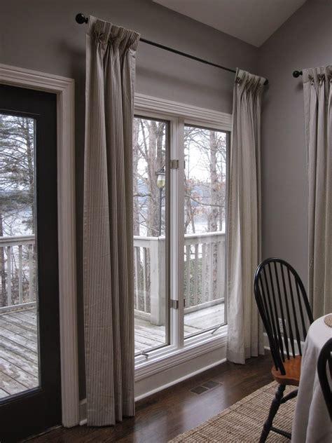 floor length windows floor length curtain window treatment for french door decofurnish