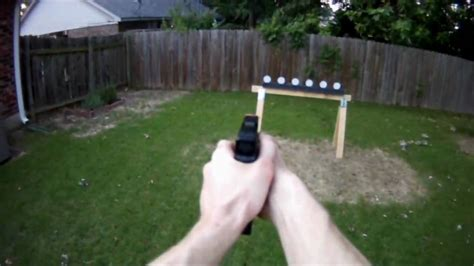 testing home  airsoft plate rack usspa idpa youtube