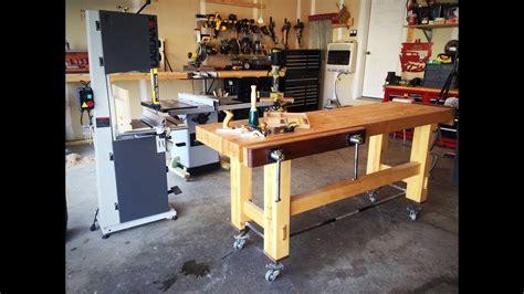 garage workshop woodshop  youtube