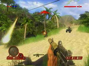 All Far Cry Instincts Screenshots For Xbox PlayStation 2