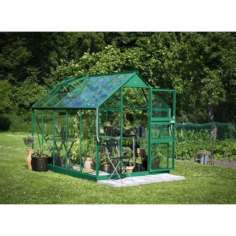 serre de jardin princess verre tremp 233 6 20 m 178 plantes et jardins