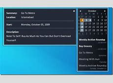 Sync Google Calendar With Windows 7 Desktop