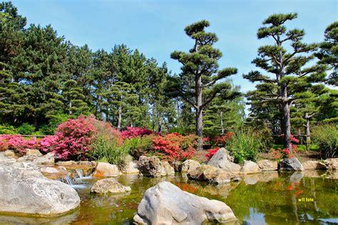 Japanischer Garten Düsseldorf Foto & Bild Jahreszeiten