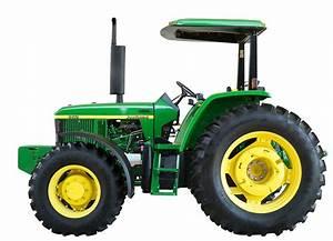Tractor 6403 John Deere