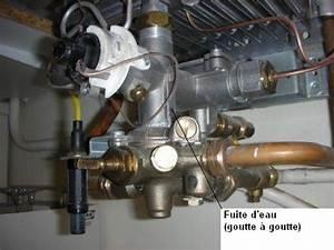 Comment Changer Une Chaudiere A Gaz : fuite chauffe eau gaz saunier duval ~ Premium-room.com Idées de Décoration