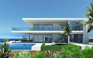 Moderne Design Villa : dhm34000 design villa in la alqueria la alqueria marbella spain www ~ Sanjose-hotels-ca.com Haus und Dekorationen