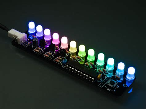 rgb led  led artist blog