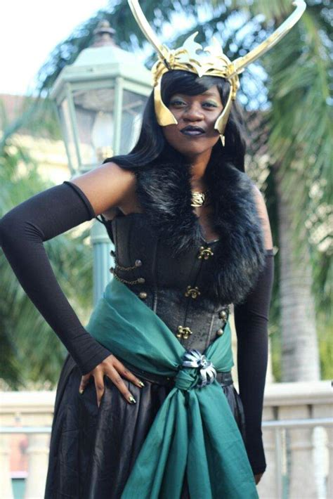 Marvel Lady Loki Cosplay Cosplay Amino
