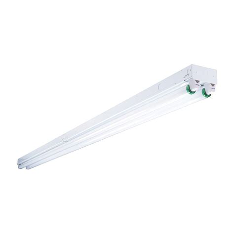 cooper lighting ssf296 8 ft 2 light high output utility
