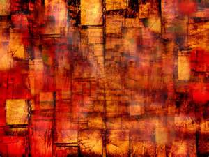 Abstract Black Background Painting by Artistic Digital Painting For Wallpaper And Gold