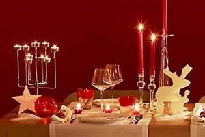 Table De Fete Decoration Noel : decoration de noel id es d coration de noel astuces ~ Zukunftsfamilie.com Idées de Décoration
