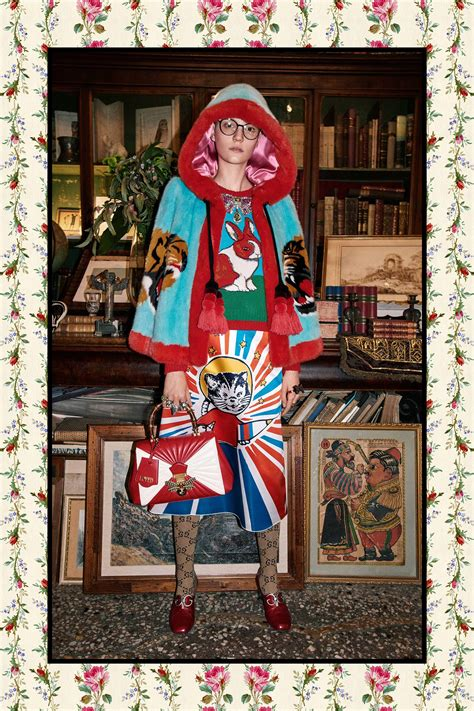 gucci pre fall  bag collection spotted fashion