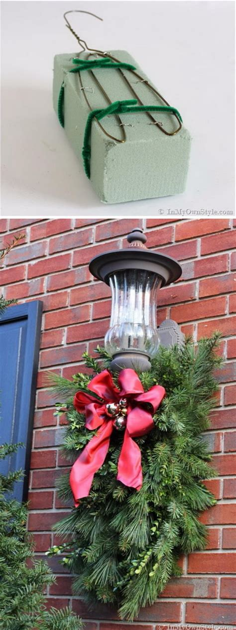 simple elegant christmas lights outside 40 festive outdoor christmas decorations