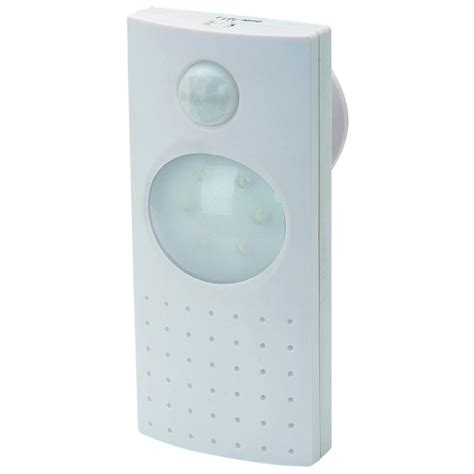 bunker hill security light led motion activated security light