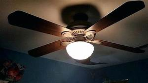 Hampton Bay Ceiling Fan With Light Instructions