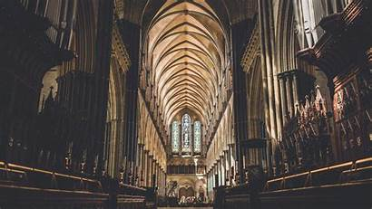 Church Salisbury Cathedral Wallpapers Architecture Px Desktop