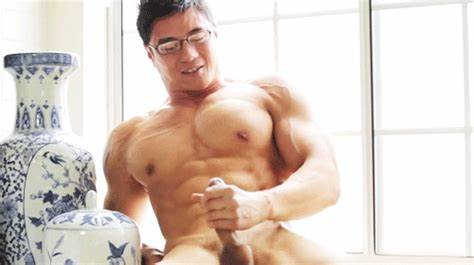 Hot Solo With Muscular Caucasian Studs Jav Youthful Gay Dad Jizz