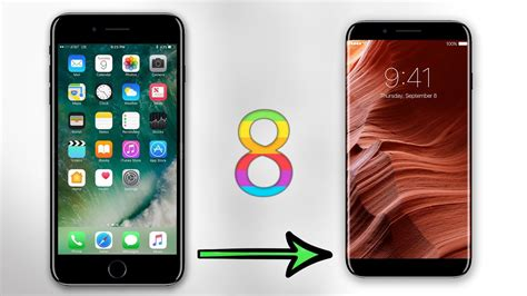the iphone 8 the iphone 8 will be