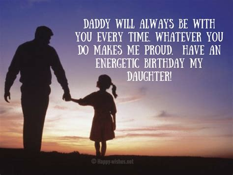 birthday wishes  dad  daughter happy birthday wishes