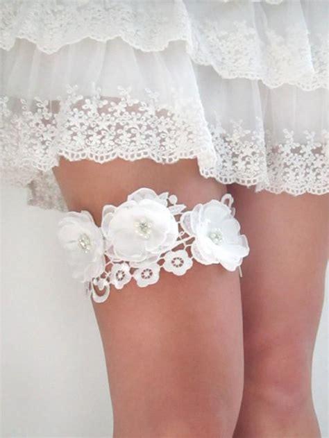 Wedding Garter  Rhinestone Garter  Crystal Garter