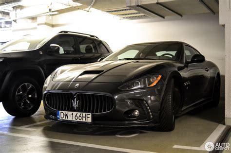 Maserati Mansory Granturismo  5 August 2016 Autogespot