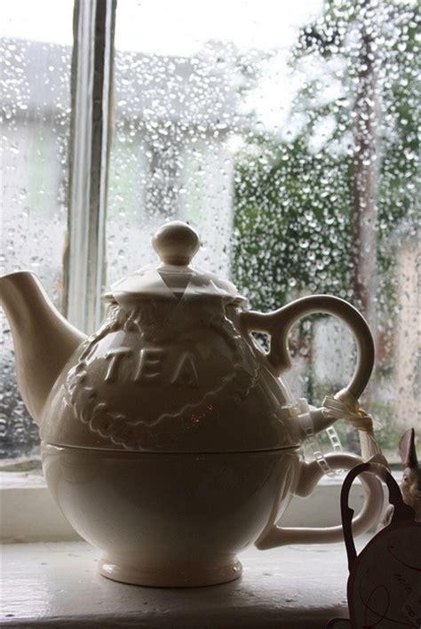 tea  rain pictures   images  facebook