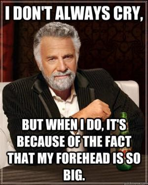 Twat Meme - huge forehead memes image memes at relatably com