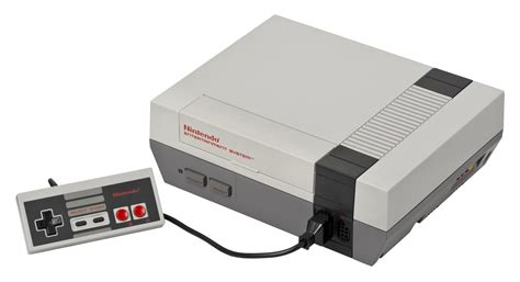 Nintendo Console by Nintendo Entertainment System Wikiwand