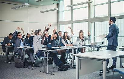 Classroom Continuing Training Education Class Job Managing