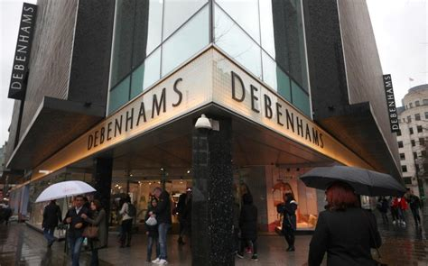 debenhams brings  top company doctors  fears