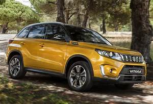Nouveau Suzuki Vitara 2019 : 2019 suzuki vitara gets new photo gallery ahead of paris debut autoevolution ~ Dallasstarsshop.com Idées de Décoration