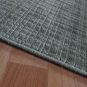 tapis sur mesure en viscose a carreaux gris anthracite With tapis d entrée avec fabricant de canapé sur mesure