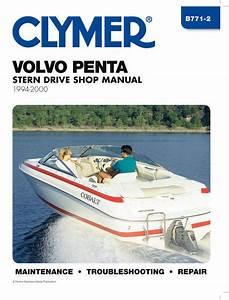 Volvo Penta Stern Drive 8 2 Gsi  Dpx  1994