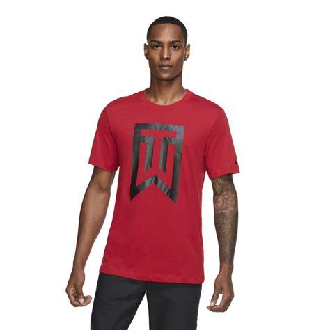 Nike Tiger Woods Men's Logo Golf T-Shirt   PGA TOUR Superstore