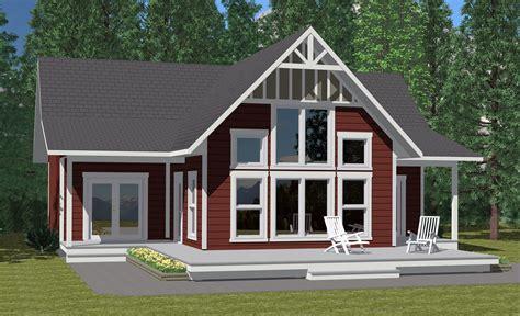 summit sqft  bed  bath prefab cabin  cottage